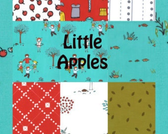Little Apples by Moda