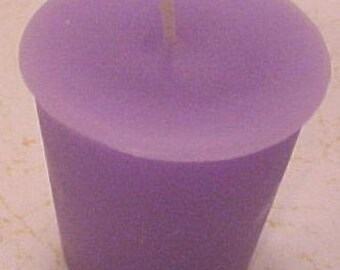 Lilac Scented Votive Candle