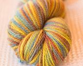 Bettie Superwash Merino Sock Yarn - Island in the Sun
