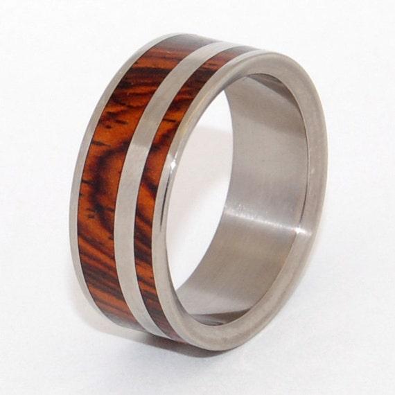 wedding rings, titanium rings, wood rings, mens rings, Titanium Wedding Bands, Eco-Friendly Wedding Rings, Wedding Rings - YES KEZ SIRUMEM
