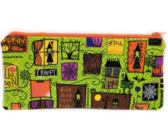 Witches Brew - Large zip pouch