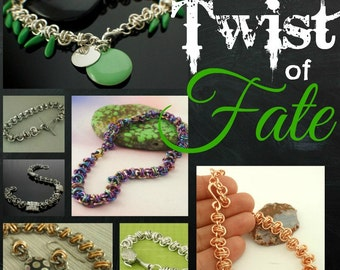 Twist of Fate or Barrel Weave PDF - Basic Instructions - Expert Tutorial