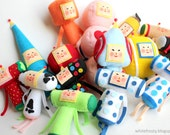 MADE TO ORDER - Katamari Mini Plush - Custom Cousin