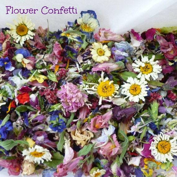 Flower Petal Confetti, Dried Flowers, Wedding Decorations, Flower Petals, Pot Pourri, Aisle Decor, Table, Reception, Flower Girl, Real