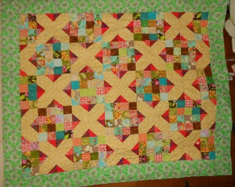Twin Size Quilt 9