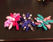 3 Korker Bows Made to Order RESERVED for MeghanP