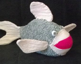 Sock Monkey Fish