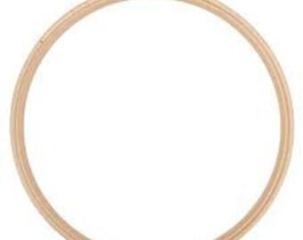 """5"""" Wood Embroidery Hoop"""