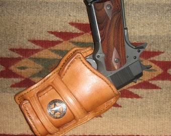 Custom Made to Order 1911 holster - 10/12 week delivery