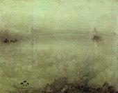 Mist Becoming Rain Perfume Oil - 5 ml. - Rainwater, Orris Root, Grey Amber, Grasses