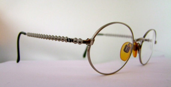 Items similar to unisex Vintage Valentino Eyeglasses ...