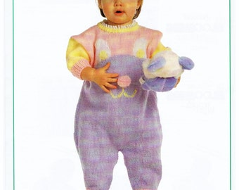 Bouquet Baby Bloomer Knitting Pattern for Toddlers FREE SHIPPING