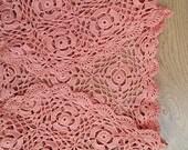 Girl's summer crochet bolero