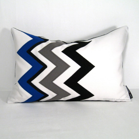 Blue And Black Pillows Part - 19: Like This Item?