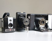 Broken Cameras, For Projects, Parts or Decor