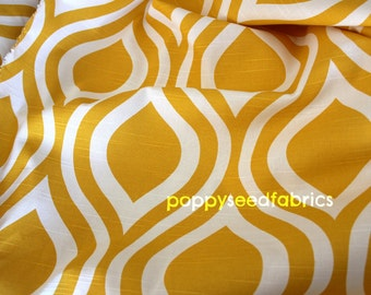 Premier Prints, Emily Corn Yellow-Slub - home decor fabric, Half  Yard