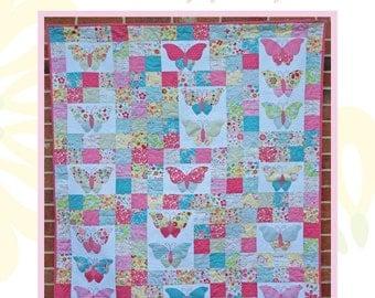 Butterfly quilt | Etsy : butterfly quilt - Adamdwight.com