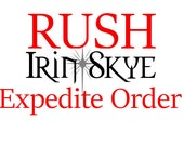 Rush Order Fee - For purchases of 1-3 Items ONLY