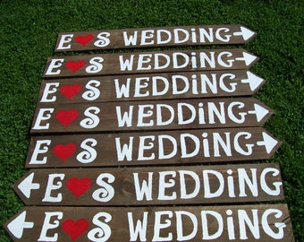 Large wedding signs, XTRA LETTERS, wedding Reception, wedding Decorations, wood signs, wedding Signage, beach signs, personalized signs
