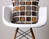 Modern Stones Throw Pillow  Cover