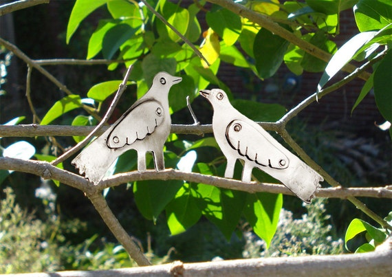 Songbird Earrings