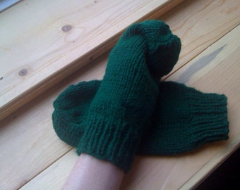 Adaptive Thumbless Mittens for Special Needs Adult