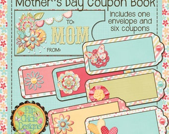 Printable Mothers Day Coupon Book 2