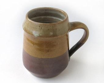 Large brown Mug