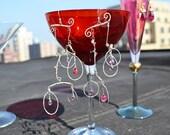 majestic mobile earrings...