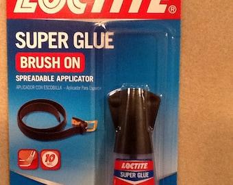 Loctite brush on super glue .18 fl oz