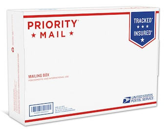 Shipping Upgrade - U.S. only