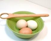 Egg Beater Cherry Wood