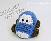 Amigurumi Car crochet pattern pdf US English