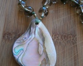 Goddess of the Living Ocean Necklace