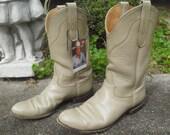 George Strait Womens Ladies Tony Lama Boots Size 9B