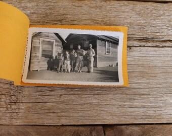 Antique Photograph Collection--Family