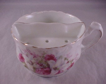 Porcelain Shaving Cup
