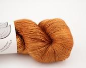Silk Lace- 100% Silk  - Shiny Penny