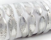 7 Bridesmaids Bracelets, FREE ENGRAVING, Set of 7, Bridesmaids Gifts, Bridesmaid Jewelry, Spoon Bracelet, Spoon Jewelry, Vintage Wedding