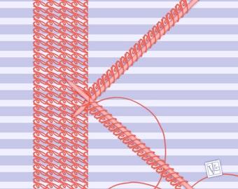 The Letter K is for Knitting