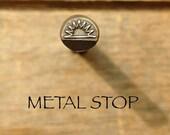 Sunrise - Metal Design Stamp great stamping supplies