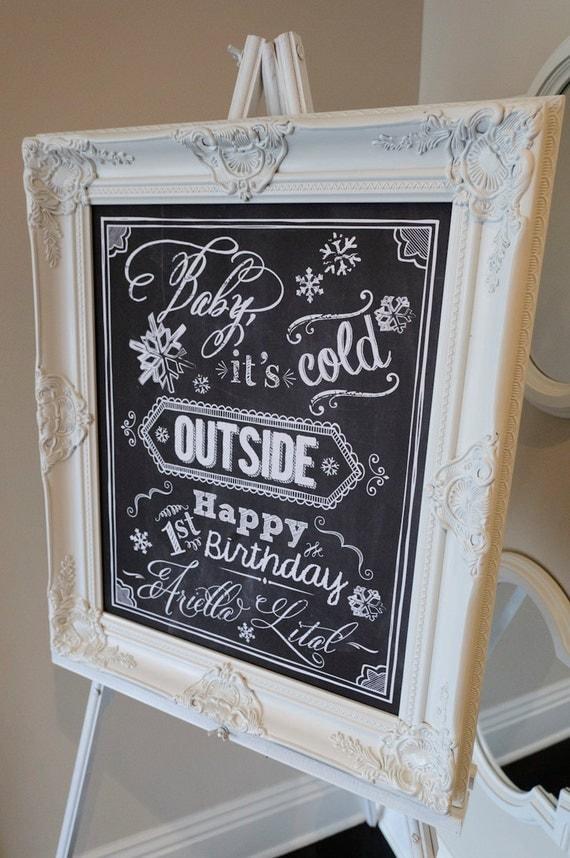 Framed CHALKBOARD Wedding Sign Shabby Chic Framed Chalk Board Sign Magnet Board Ornate Cottage Nursery Kitchen - MORE COLORS