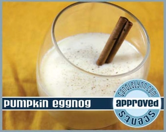 PUMPKIN EGGNOG Fragrance Oil, 1 oz