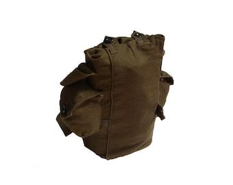Vietnam War Gas Mask Bag