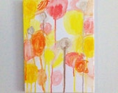 Candy Dissolve No.8 Original Painting on Canvas