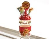Chupa Cups lollipops ring