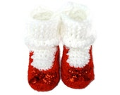 Dorothy's Slippers Shoes Inspired by Wizard of Oz for Baby 3-6 Months size