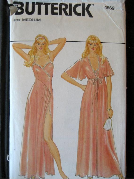 Robes de nuit vintage Etsy