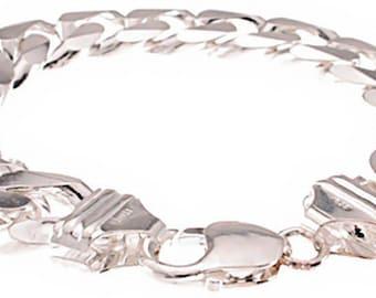 sterling silver bracelet fine jewelry