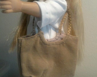 """Tote Bag - 18"""" Doll Accessories"""